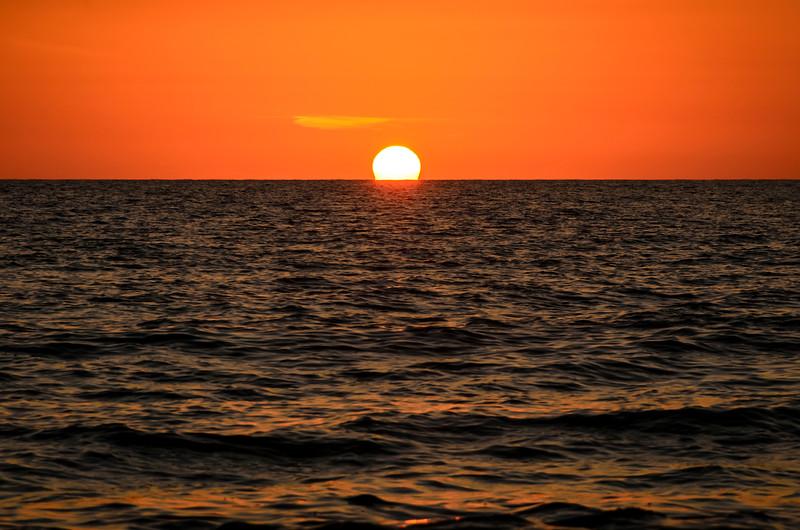 Gulf Sunset 1014