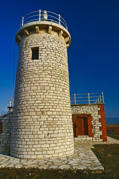 Άρτα (Κόπραινα, Λιμνοθάλασσα Αγρίλου. Ο Φάρος στην Κόπραινα)