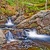 I think I'm tiring of flowing water and forest streams.  Jammed the sliders to max!  Pulpit Rock Conservation Area