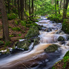 Oh how I miss the brook above Royalston falls. This is another Luminar experiment on a shot I've never published before.