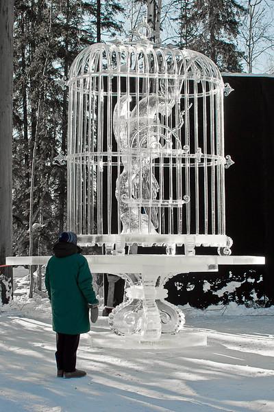 Photo Credit: Karen Clautice/Ice Alaska