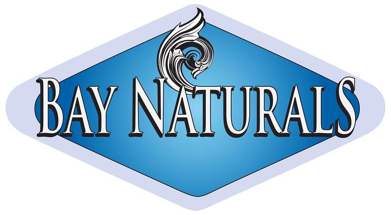 Bay Naturals of Surfside Beach's Final Logo