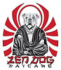 Logo for Zen Dog Daycare, Charleston, SC