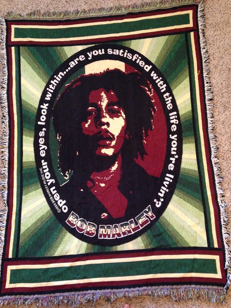 Original Tapestry Design for Bob Marley Limited
