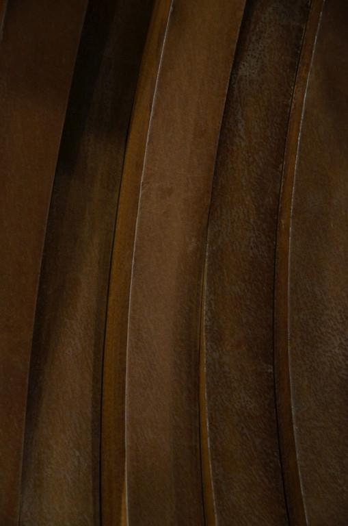 Rusty Curves