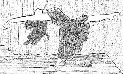dance sketch 087