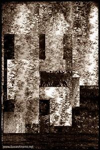 marble abstract 2 dark sepia