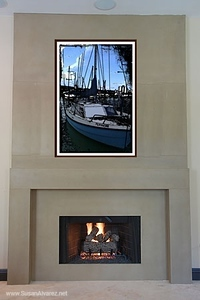 fireplaces boat