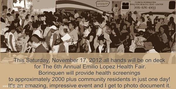 Borinquen Health Fair 2010