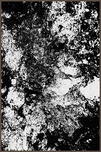 stone black white