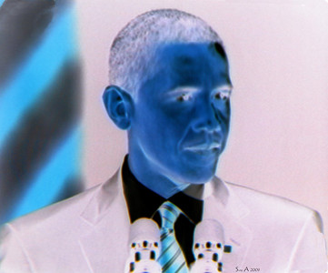 Pop Art President Obama5 copy