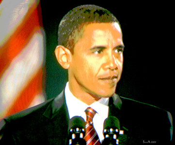 Pop Art President Obama2 copy