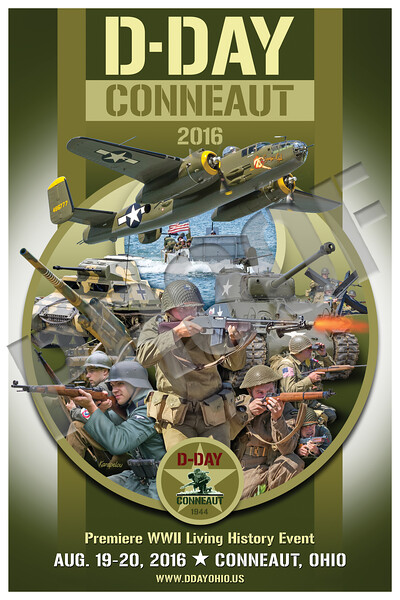 D-Day Conneaut 2016 Poster 1