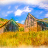 Abandoned farm northern New Hampshire