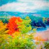 Saco River Valley,White Mountains, New Hampshire