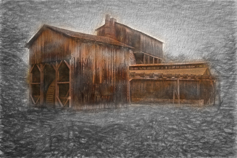 Iron ore mill