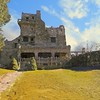 An art rendering of Gillette Castle. Haddam Connecticut