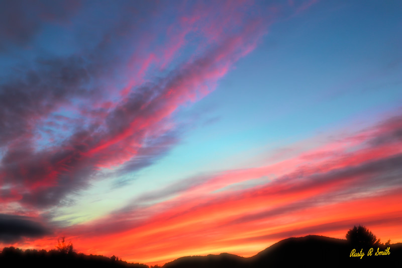 Adirondack Sunset