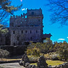 A front view of Gillette Castle. A Connecticut State Park