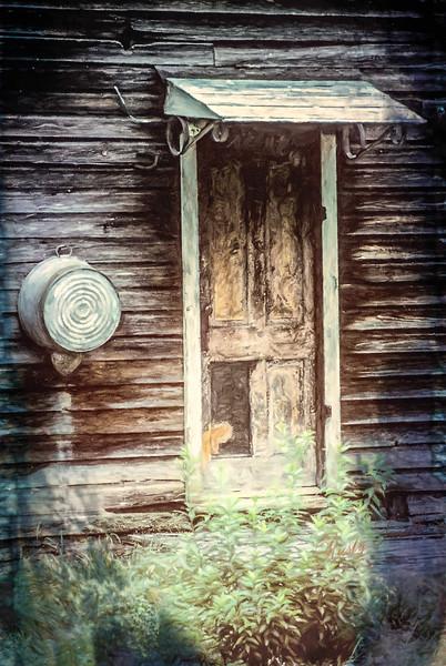 A doorway to my past