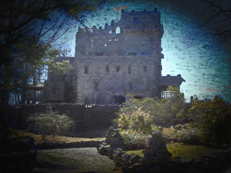 Gillette castle state park,connecticut
