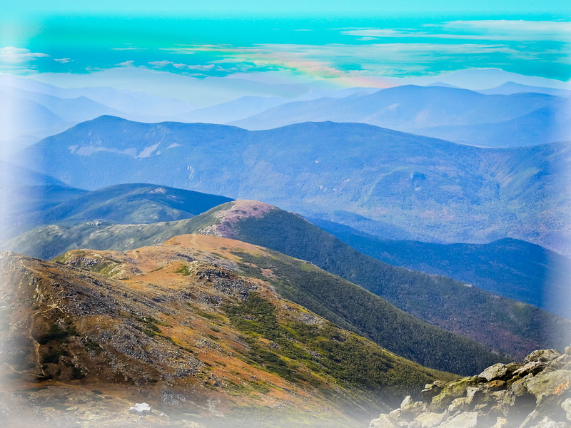 Majestic Whte Mountains