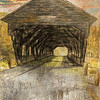 A Rustic Covered Bridge
