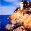 Bass Harbor Lighthouse,Acadia Nat. Park Maine.