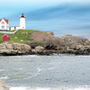Nubble Lighthouse York Maine