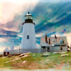 Pemiquid Lighthouse,Maine