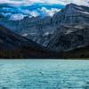 Glacier Nat. Park Landscape. Two Medicine area.