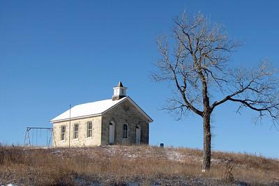 Lower Fox Creek School
