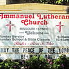 "Immanuel Lutheran is the ""mother"" Lutheran church in Wichita."