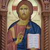 Iconostasis Christ icon