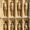 Detalhe Externo da Catedral de Canterbury