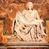 Pietá de Michelangelo na Basílica de São Pedro
