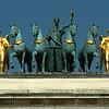 Esculturas do Arco do Triunfo do Carrossel