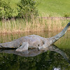 Escultura do Monstro do Lago Ness