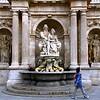 Esculturas no Centro de Viena