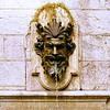 Fonte no Centro Histórico de Genebra