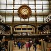 Interior do Museu d'Orsay