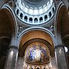 Interior da Basílica de Sacre Coeur