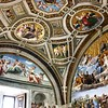 Interior do Museu do Vaticano