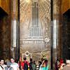 Interior do Edifício Empire State Building