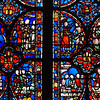 Vitral da Sainte Chapelle