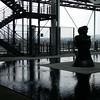 Interior do Centro Pompidou