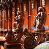 Interior da Catedral de Salisbury