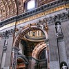 Interior da Basílica de São Pedro