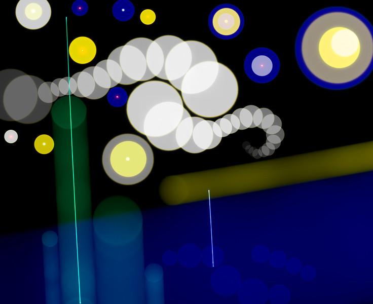 Minha Noite Estrelada (de van Gogh)