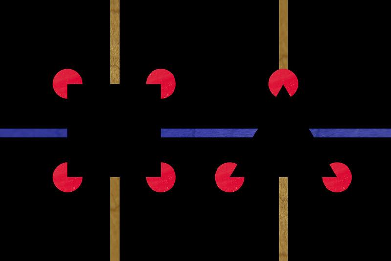 Ilusão tipo Kanizsa 01